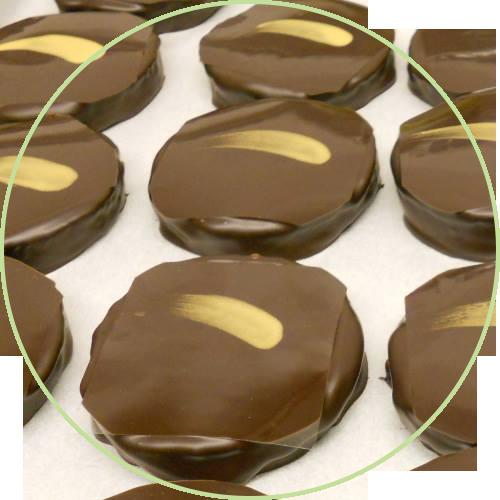 Cioccolatini interamente artigianali